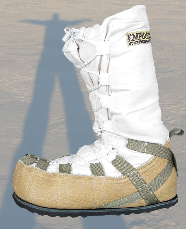 Natural True North Boot