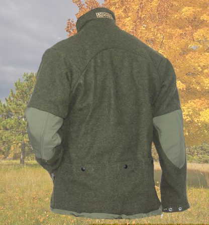 Camp Coat rear view