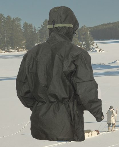 Permafrost Parka rear view