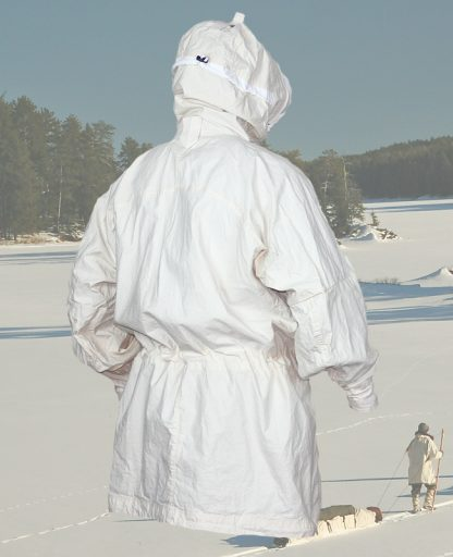 Arctic Anorak rear view