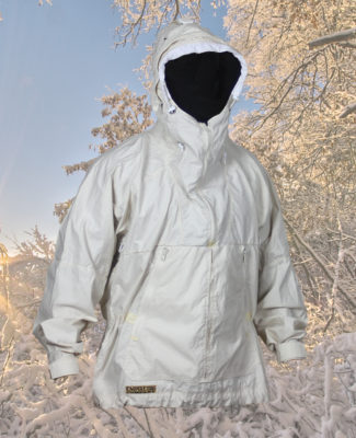 Snowshoe Hare Pullover, natural