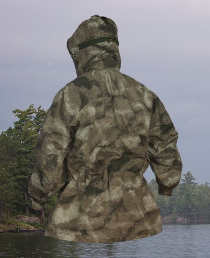 ATACS AU Snowshoe Hare Pullover, rear view