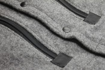 Colonial Grey Wool