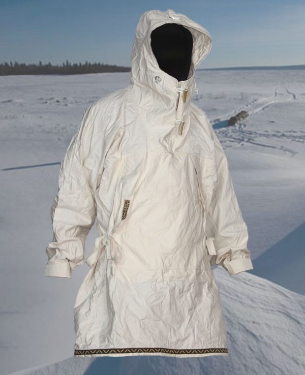 Front view of the Traditional Arctic Anorak